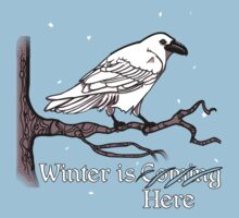 Winter is Coming....Here. T-Shirt