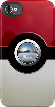 Pokemon Pokeball iPhone 5, iphone 4 4s, iPhone 3Gs, iPod Touch 4g, iPad 2, iPad 3 case, Available for T-Shirt man, woman and Kids by pointsalestore Corps