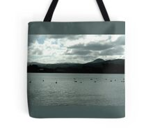 Lake Panorama Tote Bag