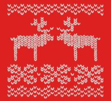 Reindeer Christmas Jumper Kids Clothes