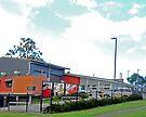 Fire Station, Wishart, Queensland, Australia by Margaret  Hyde