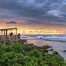 Eua Sunset by Jason Ruth