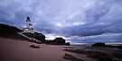 Port Lonsdale Lighthouse by Pene Stevens