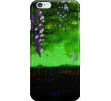Literal Wisteria Lane iPhone Case/Skin