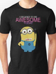 Awesome Minion T-Shirt