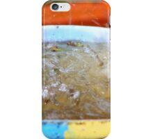 Filling Up! iPhone Case/Skin