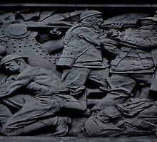 War Memorial Plate by antonio55