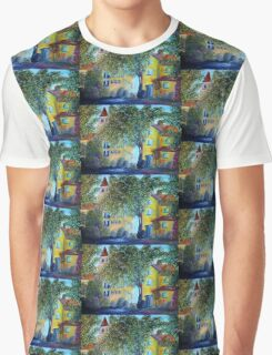 Morning in Tuscany Graphic T-Shirt