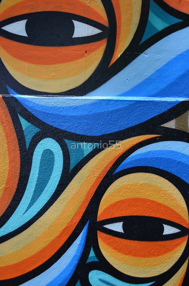 Surry Hills Graffiti, Sydney, Australia by antonio55