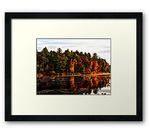 Autumn At It's Finest 2 Framed Print
