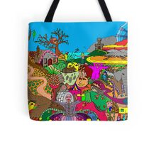 A World of Fantasy Tote Bag