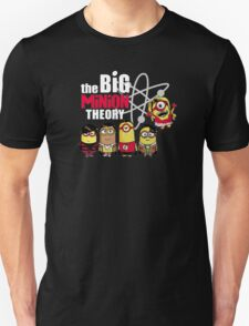 Big Minion Theory Herren T-Shirt