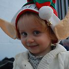 Little Miss Christmas Elf! by Geraldine Miller