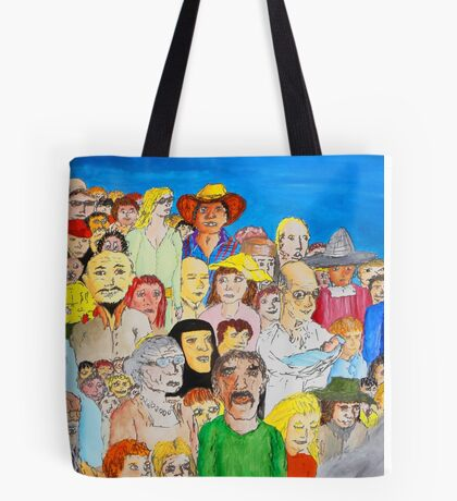 The day the world united as one Tote Bag