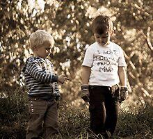 The boys by LeahK