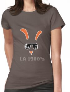 L.A 1980 Womens Fitted T-Shirt