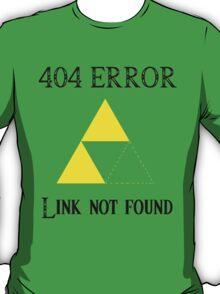 404 - Link not found (A) T-Shirt