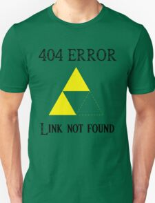 404 - Link not found (A) T-Shirt