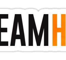 #TeamHam Sticker