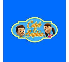 Caleb & Sophia (For Him) Photographic Print
