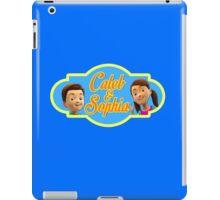 Caleb & Sophia (For Him) iPad Case/Skin