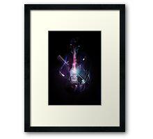Synæsthesia Framed Print