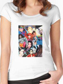 Björk Women's Fitted Scoop T-Shirt
