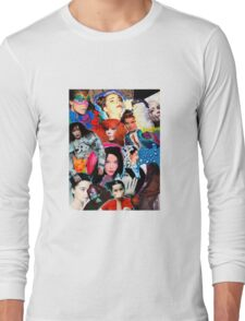 Björk Long Sleeve T-Shirt