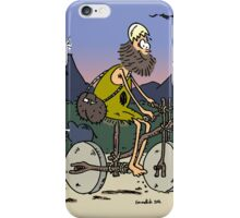 The prehistoric metrosexual iPhone Case/Skin