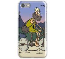 The prehistoric metrosexual iPhone Case/Skin
