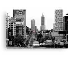 Sydney city Canvas Print