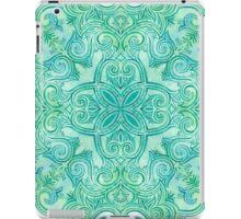 - Azure mandala - iPad Case/Skin