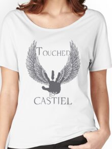 Touched By Castiel (#2) Women's Relaxed Fit T-Shirt