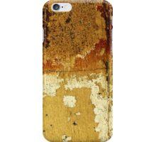Grunge 6 iPhone Case/Skin