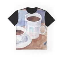 A cup or a mug? Graphic T-Shirt