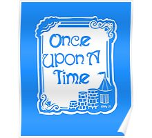 Once Upon A Time in Blue Poster