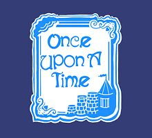 Once Upon A Time in Blue Womens Fitted T-Shirt
