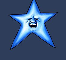Twinkle Twinkle Smiling Blue Star by astralsid