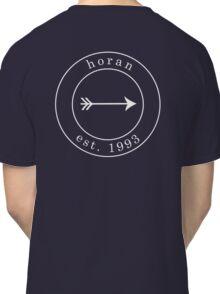 Niall Horan Emblem est. 1993 White Classic T-Shirt