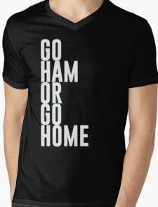 Go Ham Or Go Home #2 (Dark BG) T-Shirt