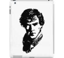 Sherlock Retro Style iPad Case/Skin