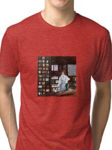 The Old Pharmacy Tri-blend T-Shirt