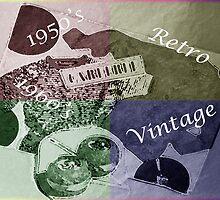Vintage Retro card by sarnia2