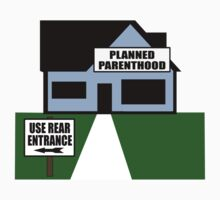 Planned Parenthood by pixelman