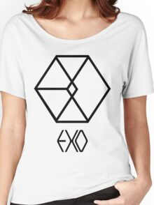 Exo Exodus Call Me Baby 2B Women's Relaxed Fit T-Shirt