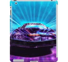 Knight Rider iPad Case/Skin