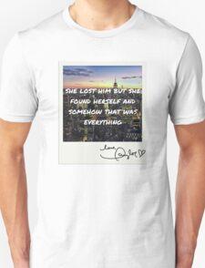 Clean Secret Message T-Shirt