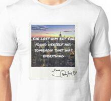 Clean Secret Message Unisex T-Shirt