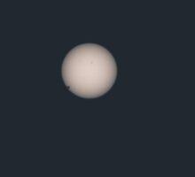 Venus Transit of the Sun - 6th June 2012 by Stephen Permezel