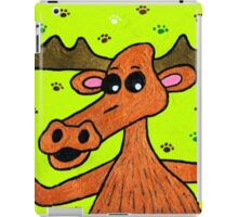 Moose Tracks iPad Case/Skin
